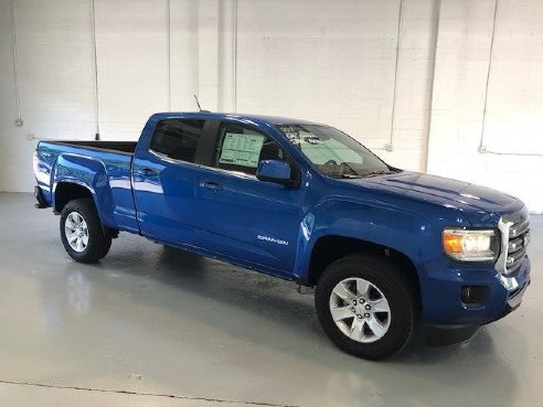 2018 Gmc Canyon 4wd Sle For Sale Cumberland Md Eng 3 6l