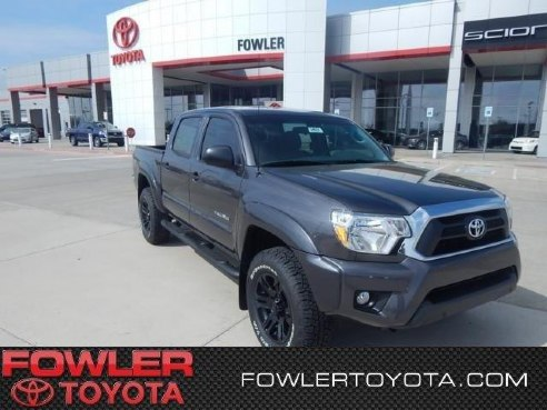 2015 toyota tacoma prerunner for sale norman ok 4 0 l 6. Black Bedroom Furniture Sets. Home Design Ideas
